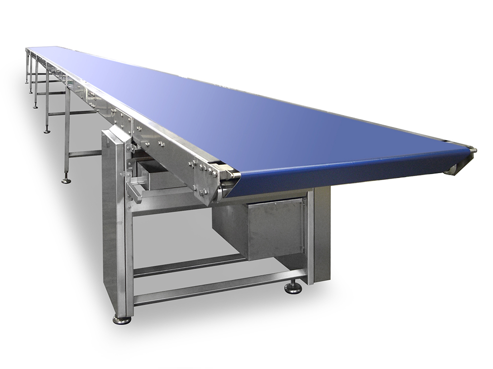 conveyor - Filled & wire cut line